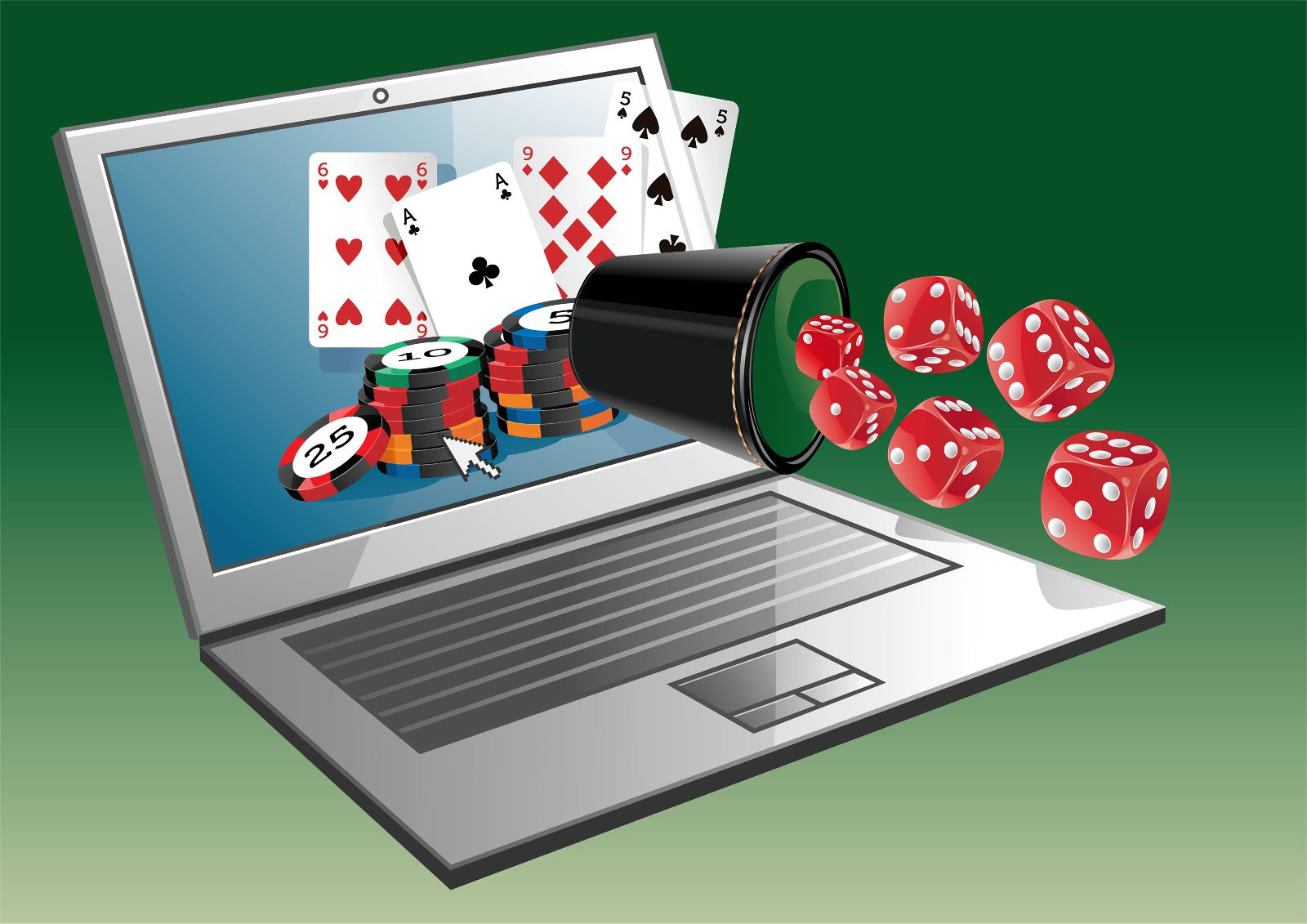 5 Most Common Online Gambling Legal Issues - JusticesNows